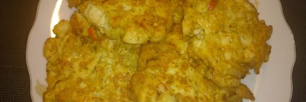 Placuszki z kurczaka od Krysi